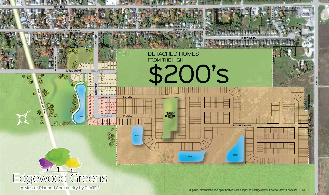 Edgewood Greens Homes