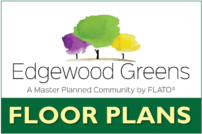 Edgewood Greens Floor Plans